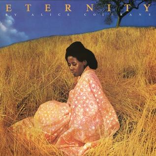 Coltrane, Alice - Eternity LP