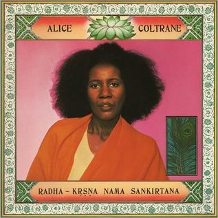 Coltrane, Alice - Radha-Krsna Nama Sankirtana LP