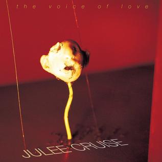 Sacred Bones Cruise, Julee - The Voice Of Love 2xLP (Red & Black Vinyl)