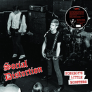Radiation Reissues Social Distortion - Poshboy's Little Monsters LP