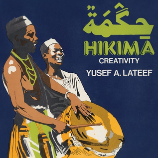 Lateef, Yusef - Hikima: Creativity LP