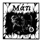 Not On Label Mati - S/T 7""