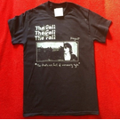 Vida Subterranea The Fall - T Shirt Small