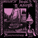 Relapse Records Devil Master - Manifestations LP
