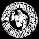 Reaper Records Maximum Penalty -  Demo 89 LP