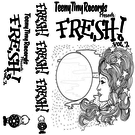 none V/A - Teeny Tiny Records Presents: FRESH! Vol. 2 CS