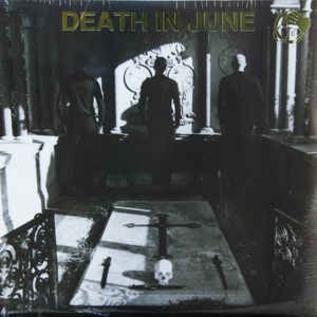 New European Recordings Death In June - Nada Plus! 2xLP