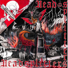 Desolate Records Headsplitters - S/T LP