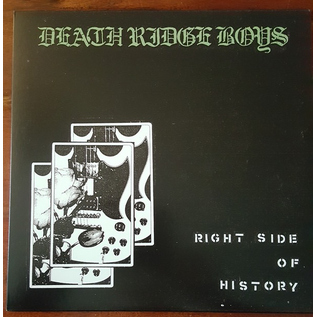 Black Water Death Ridge Boys - Right Side Of History LP