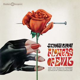 Finders Keepers Ciani, Suzanne - Flowers Of Evil LP
