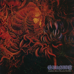 Earache Carnage - Dark Recollections LP