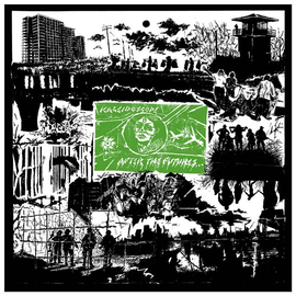 Toxic State Kaleidoscope - After the Futures LP