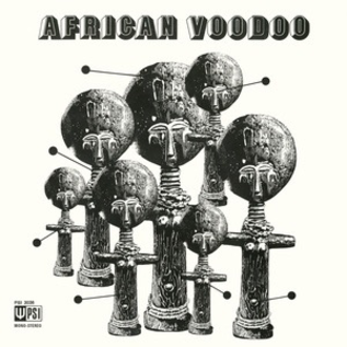 Dibango, Manu - African Voodoo LP
