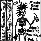 none CAC/Menudo Death Squad - Split CS