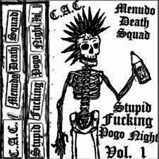 none CAC/Menudo Death Squad - Split CS
