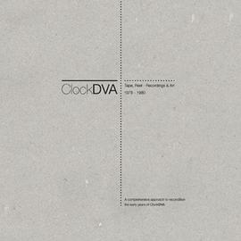 Vinyl-on-demand Clock DVA - Horology III: Tape, Reel - Recordings & Art 1978-1980 4xLP Box