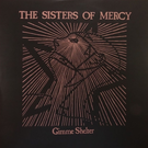Not On Label Sisters Of Mercy, The - Gimme Shelter: BBC Sessions LP