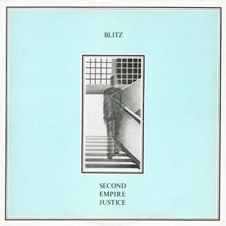 Puke N Vomit Records Blitz - Second Empire Justice LP