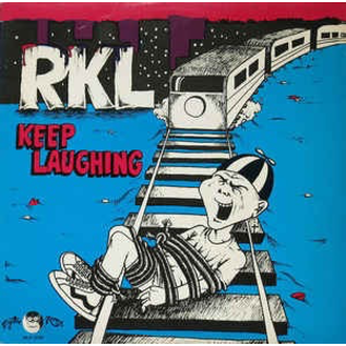 Not On Label RKL - Keep Laughing LP