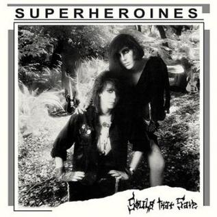 Radiation Reissues Super Heroines - Souls That Save LP