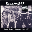 Radiation Reissues Discharge - Early Demos: March/June 1977