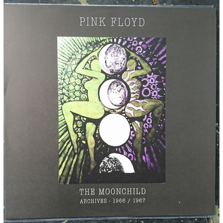 Not On Label Pink Floyd - The Moonchild Archives: 1966/1967 LP