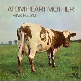 Harvest Pink Floyd - Atom Heart Mother LP