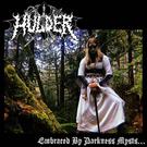 "Stygian Black Hand Hulder - Embraced By Darkness Mysts… 7"" (Red Vinyl)"