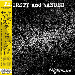 540 Records Nightmare - Thirsty And Wander LP