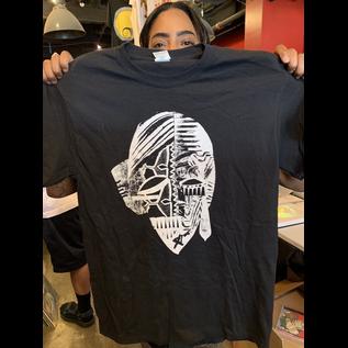 Katorga Works Nadine Rosario - T Shirt Black Medium