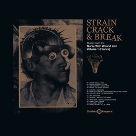 Finders Keepers V/A - Strain Crack & Break: Music From The Nurse With Wound List Volume One 2xLP