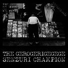 Gerogerigegege, The - Senzuri Champion Revised CD