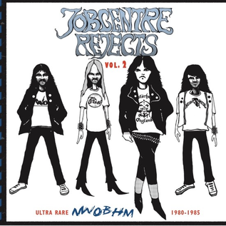 V/A - Jobcentre Rejects, Vol. 2: Ultra Rare NWOBHM 1980-1985 LP