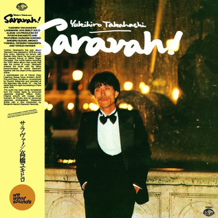 Takahashi, Yukihiro - Saravah!