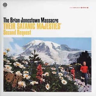 A Recordings Brian Jonestown Massacre, The - Their Satanic Majesties Second Request 2xLP