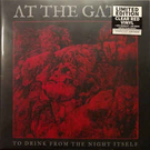 Century Media Records At The Gates - To Drink From the Night Itself LP (Red Clear Vinyl)
