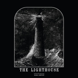 Sacred Bones Korven, Mark - The Lighthouse OST (Clear Vinyl)
