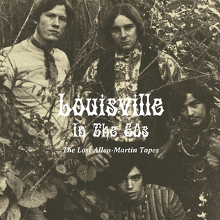 Out-Sider V/A - Louisville In The 60s: The Lost Allen-Martin Tapes LP