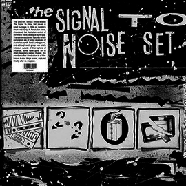 V/A - The Signal To Noise Set LP