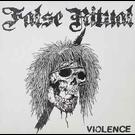 "none False Ritual - Violence Flexi 7"""