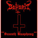 "Beherit - Seventh Blasphemy 12"""