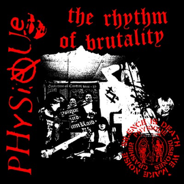 Physique - Rhythm of Brutality 10""