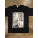 Keychains & Snowstorms T-Shirt Company Depressive Silence T-Shirt Small