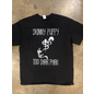 Keychains & Snowstorms T-Shirt Company Too Dark Park T-Shirt Extra Large