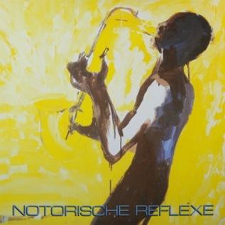 Bureau B Notorische Reflexe - S/T LP