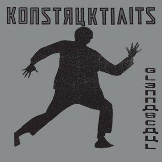 Dark Entries Konstruktivists - Glennascaul 2xLP