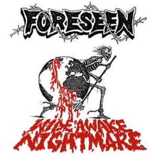Foreseen - Wide Awake Nightmare 7""