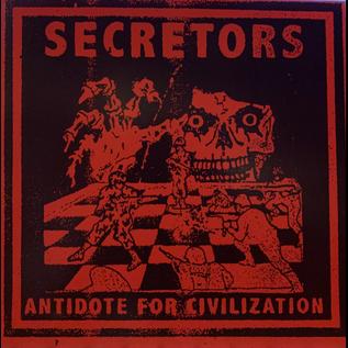 """Roachleg Records Secretors - Antidote for Civilization Flexi 7"""""""