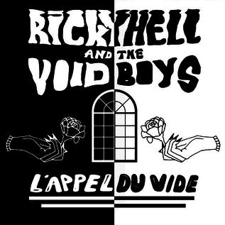 Ricky Hell & The Voidboys - L'Appel Du Vide LP