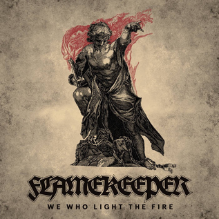 """Invictus Productions Flame Keeper - Those Who Light The Fire 12"""""""